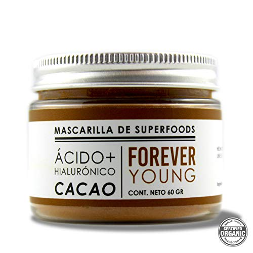 Yuya Mascarilla Facial marca Alive Beauty SuperFoods