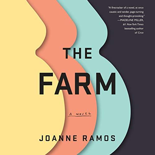 The Farm audiobook cover art