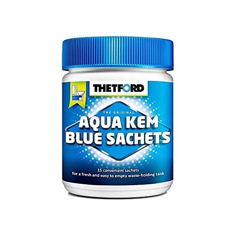 Aqua-Kem bleu en sachets