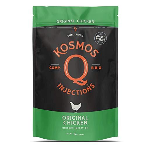 Kosmos Q Original Barbecue Chicken Injection, 16 Oz