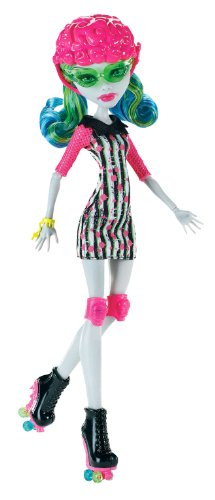 Monster High - x3675 - Poupée - Sports - Roller Maze - Ghoulia Yelps
