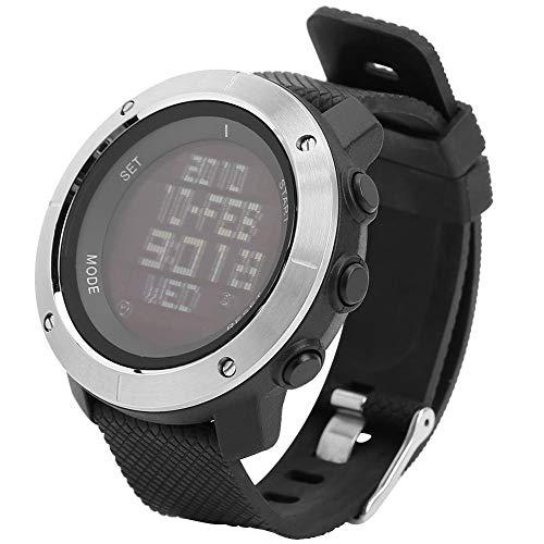 Alomejor 5 soorten outdoor sport digitale klok tijdschemering herinnering chronograaf stopwatch mode lichtgevend polshorloge