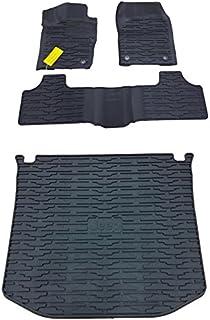 Jeep Grand Cherokee Rubber Slush Floor Mats & Cargo Tray Liner Set Mopar