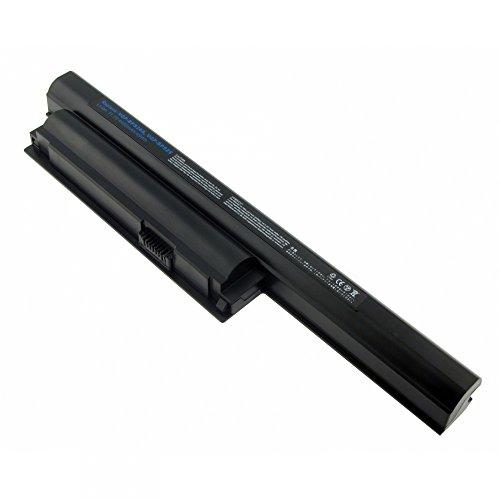 Akku, LiIon, 10.8V, 5200mAh, schwarz für Sony Vaio VPC-EH2N1E/P