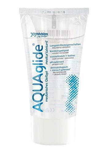 Joydivision Präparate Aquaglide 50 ml FR/NL, 1er Pack (1 x 50 ml)