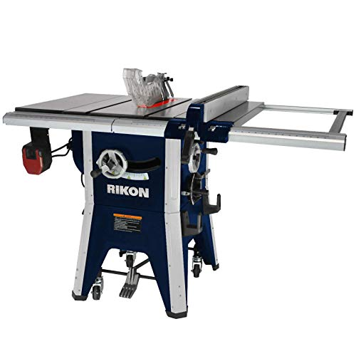 Rikon 10-Inch Contractor Table Saw