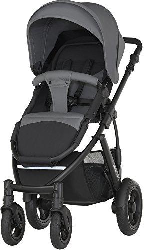 Britax SMILE 2 Kinderwagen, Kollektion 2018, Steel Grey