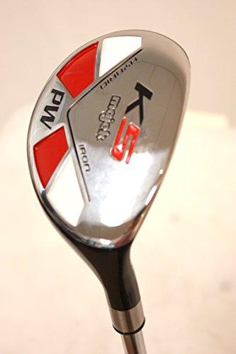 Majek Golf All Hybrid PW Regular Flex Right Handed New Utility R Flex Club