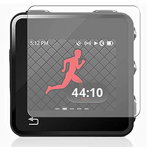 Vaxson 3 Unidades Protector de Pantalla, compatible con Motorola MOTOACTV GPS Sports Watch [No Vidrio Templado] TPU Película Protectora Reloj Inteligente Film Guard Nueva Versión