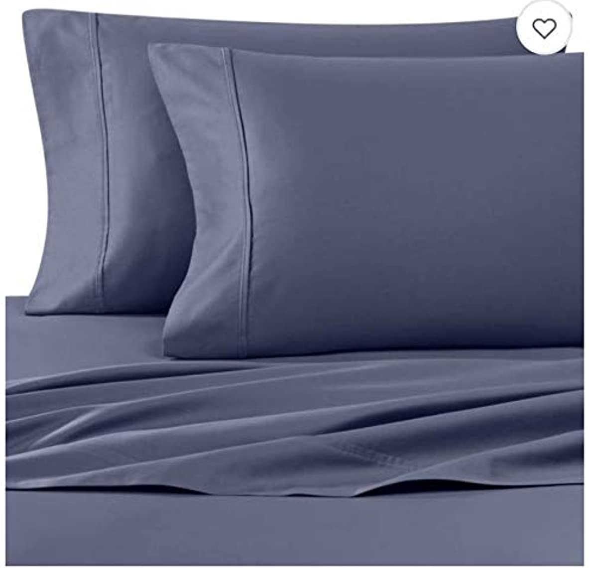 Wamsutta 400 Thread Count (2) Standard Pillowcases