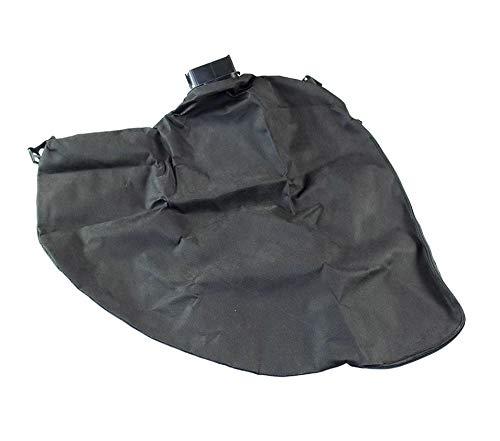 gartenteile Laubsauger Fangsack passend für Farmer ELS 2400 Elektro Laubsauger Laubbläser. Auffangsack für Laubsauger mit eckigem Anschluss und Reißverschluss zum entleeren.