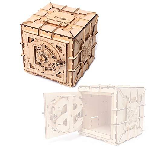 Puzzles 17 La Caja De Pandora