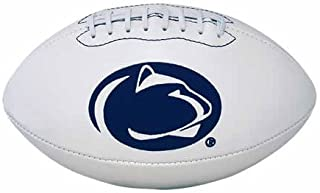 Licensed Products NCAA Signature Full Size Football (All Team Options)