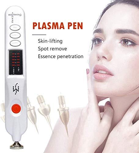 WGIRL Laser-Plasma-Pen Augenlid Lifting Pen-Falten-Hautpflege-Tätowierung Mole Sommersprossen entfernen Plasma Pen Fibroblast Fleckentfernung Feder-Maschine