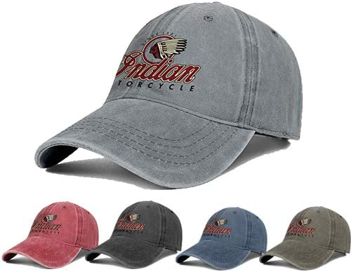 Mens Women's Washed Trucker Cap Adjustable Hat Snapback Sun OFFicial store Outlet ☆ Free Shipping