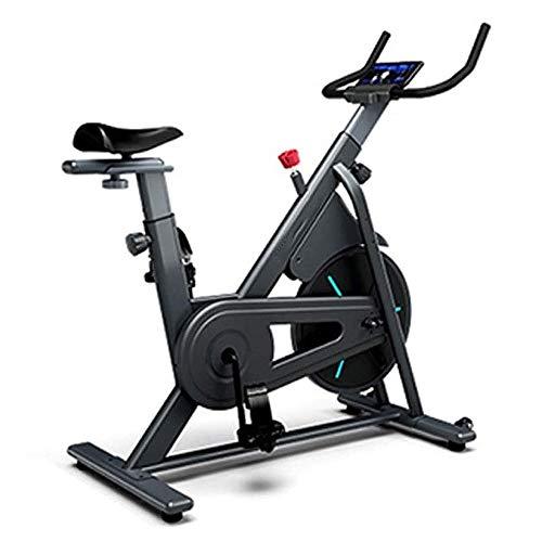 Bicicleta estacionaria Bicicleta de ejercicio de control magnético bicicleta de spinning Inicio cubierta de bicicleta de ejercicios de fitness Pie Deportes bicicletas de ejercicio vertical de biciclet