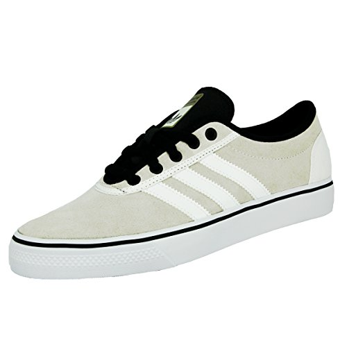 adidas Originals ADI EASE 2 Zapatillas Sneakers Cuero Gamuza Beige para Hombre