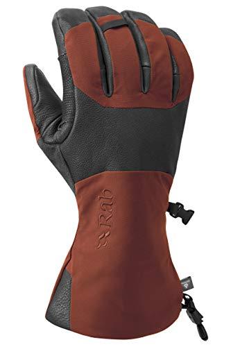 Rab Guide 2 GTX Glove - Unisex, Dark Clay, Medium, QAH-63-DC-M