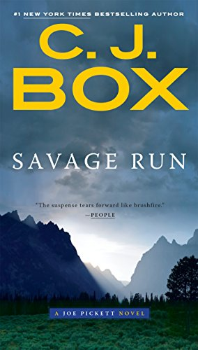 Savage Run (A Joe Pickett Novel Book 2)