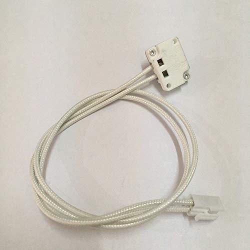 Lamp Bases G4 lampholder,Olympus CX21 CX31 CX41 BX40 BX41 BX45 CHS CH20 CH30 CH40 microscope lamp base,6V 10W 20W 30W bulb SC-102 socket - (Base Type: Wire 20cm)