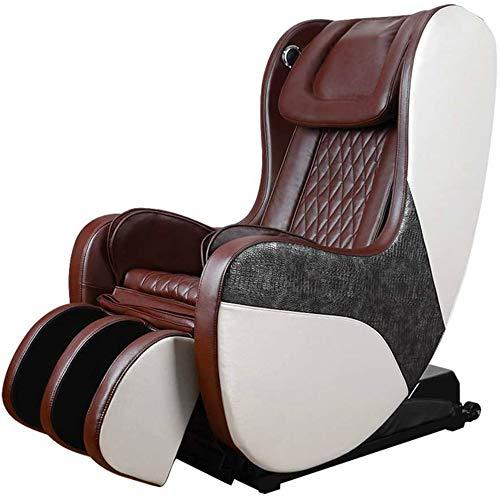 Presidente de masaje Silla del masaje de múltiples funciones Pequeño ancianos Hamaca sofá de la silla eléctrica de cuerpo completo la gravedad cero del hogar Masaje profesional y relaja la silla