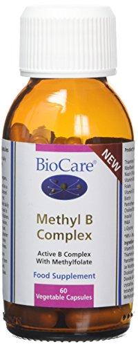 BioCare Methyl B Complex Vegetable Capsules, Pack of 60