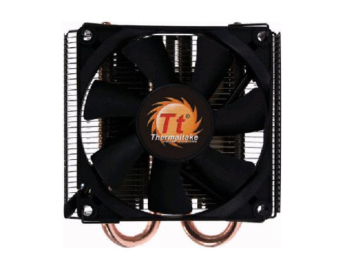 Thermaltake Slim X3 Low Profile CPU Fan for Intel LGA775/1156/1200 (CLP0534)