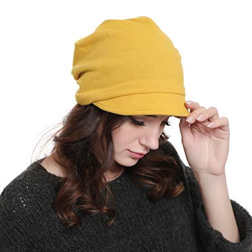 profesional ranking RISTHY Sombrero de bambú Sombrero de oncología femenina Gorro de dormir para yoga … elección