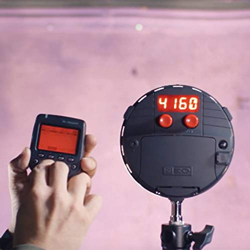 Rotolight – HSS (High Speed Sync) Wireless Transmitter & Controller for NEO 2, AEOS & Anova Pro 2, Optimized by Elinchrom to Work with Canon