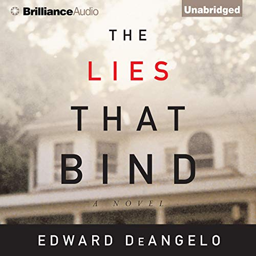 The Lies That Bind audiobook cover art