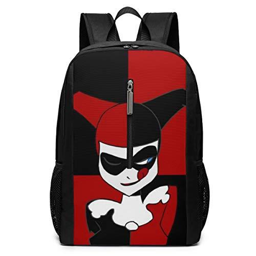 41jZf1LtarL Harley Quinn Backpacks for School