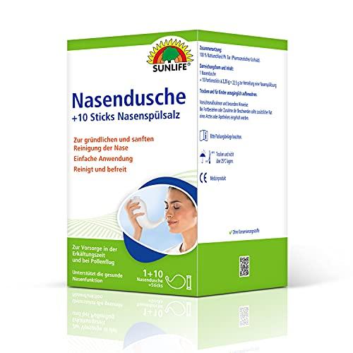 SUNLIFE® Produktions- und Vertriebsgesellschaft mbH -  SUNLIFE Nasendusche