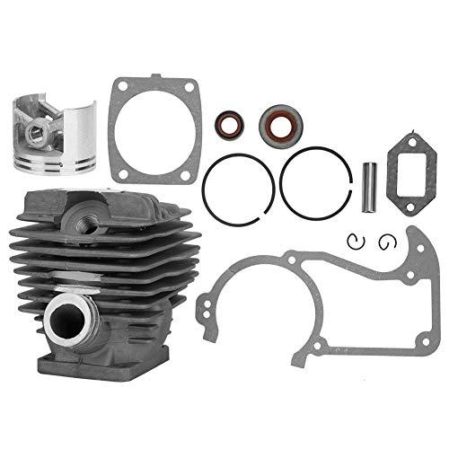 Kits de cilindros de alta dureza, Piezas de motosierra, Producción de madera de aluminio para motosierra