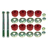 ACDelco 46G0207A Advantage Front Suspension Stabilizer Bar Link Kit with Hardware