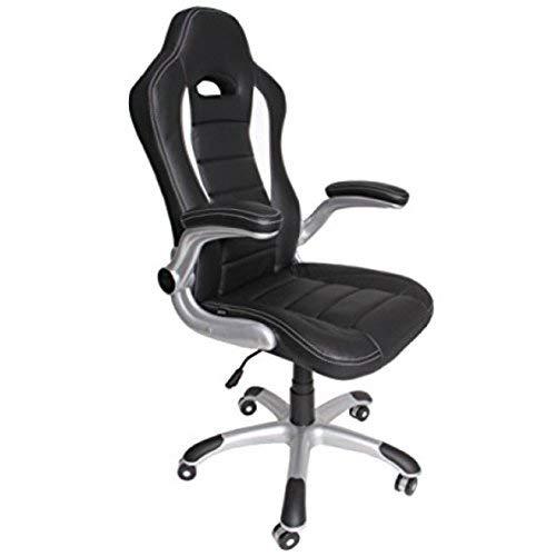Avistron gamingstoel racing design stoel bureaustoel sportstoel model Amsterdam AV-OC-001