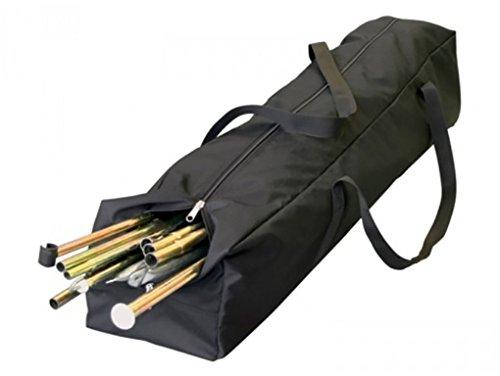 Hekers NEU Zelttasche 120 x 25 x 23cm Gestängetasche Campingtasche Vorzelttasche