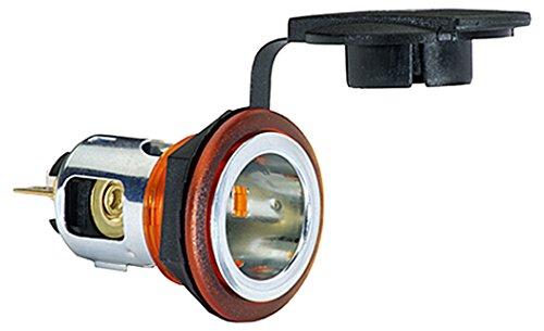 HELLA 8JB 008 023-051 Steckdose für Flachstecker, geschraubt, 12 V/24 V