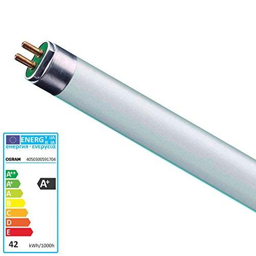 Osram Lumilux T5 HO G5 39 W/840 Lampada fluorescente, flourescent tube, tubolare
