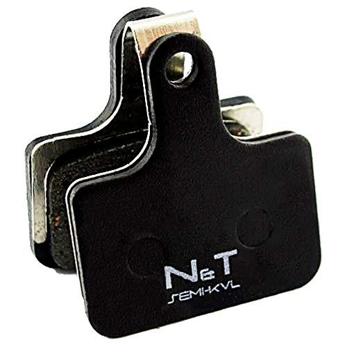 Noah And Theo NT-BP036/SM Pastiglie Freno a Disco Semi Metalliche per Shimano 105 R7020 BR-R7070 Dura Ace R9120 R9170 BR R9170 Ultegra R8020 BR R8070 K02S, K02Ti, K03Ti, K04S, K04Ti, L02A, L04C.