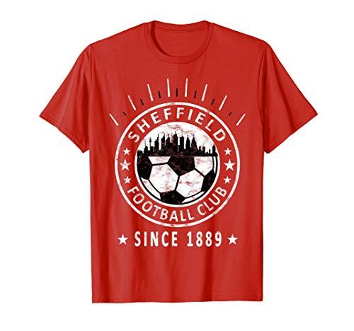 Sheffield Soccer Shirt