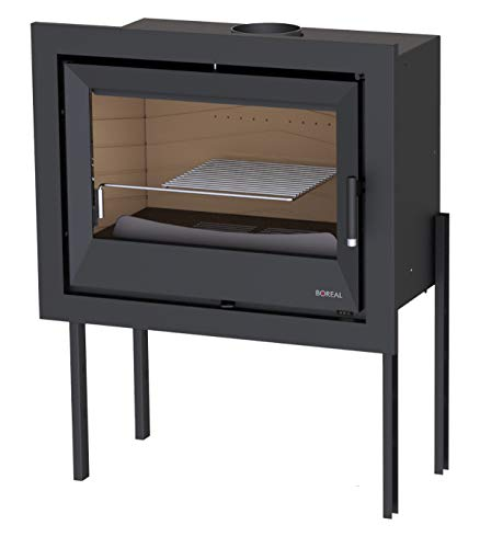 Estufa de Leña Insertable Boreal Modelo I70