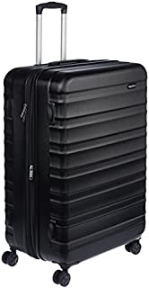 AmazonBasics Hardside Spinner Luggage - 28-Inch