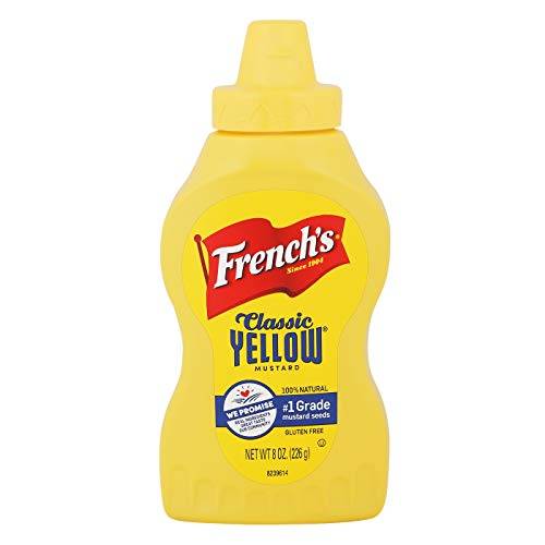 French's Yellow Mustard 8oz (227g)