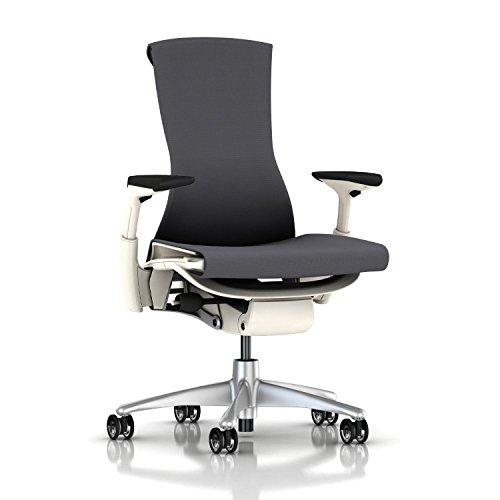 Herman Miller Embody Chair – Rhythm, Charcoal