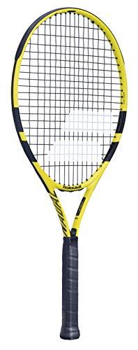 Babolat Nadal Jr 26 Non Cordée G - Racchette da tennis per bambini, 191-Yellow Black