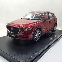 ミニカー 1/18 Mazda CX-5 マツダ CX5 2018 (レッド) ダイキャストモデルカー CX7 CX 5 7