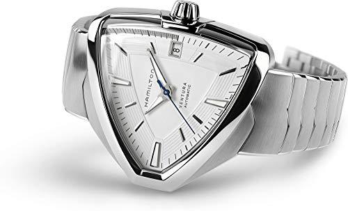 Hamilton Ventura Elvis80 H24505111 - Reloj automático para Hombre (Es