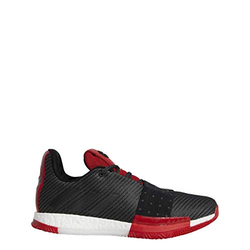 adidas Mens Harden Vol. 3 Basketball Sneakers Shoes Casual - Black - Size 16 D