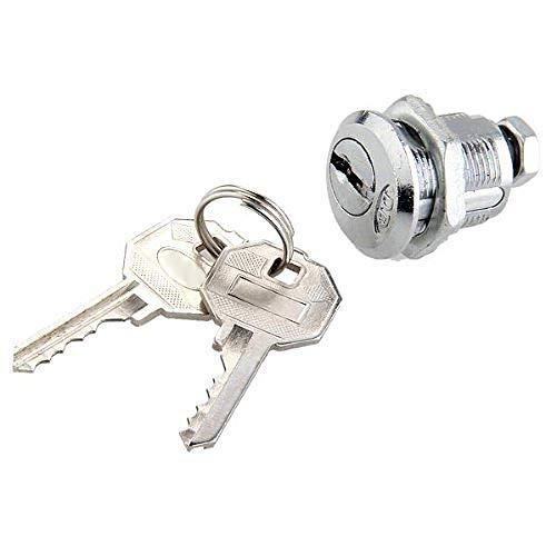 De Candado Candados Thresher Cam Roller Lock Para El Cajón Buzón 18 Mm