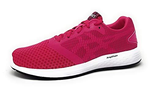 ASICS Damen Patriot 10 Laufschuhe,Pink (Fuchsia Purple/White 500),39 EU